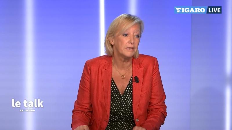 Sophie Cluzel au Talk Figaro