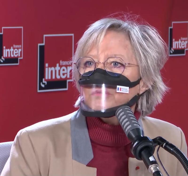 Sophie Cluzel sur France Inter