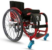 Fauteuil roulant WCMX Pro Action